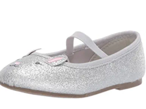 Glitter Mouse Shoes