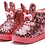 Thumbnail: Sequins Bunny Boots