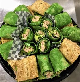 Sandwich wrap platter.JPG
