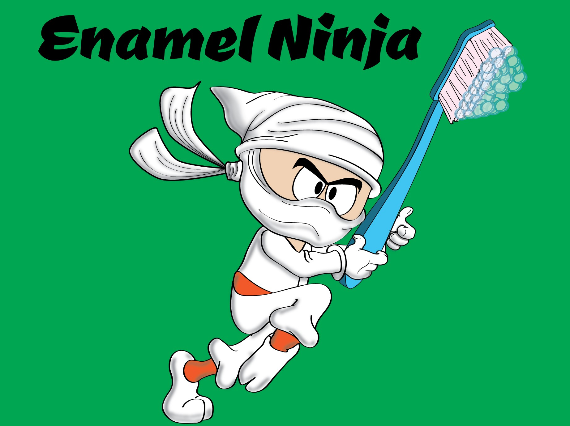 Ninja Strike Title