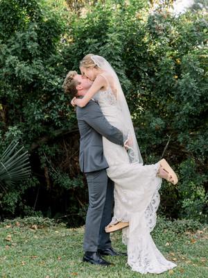 Sebastian Backyard Wedding | Ciara + Ricky