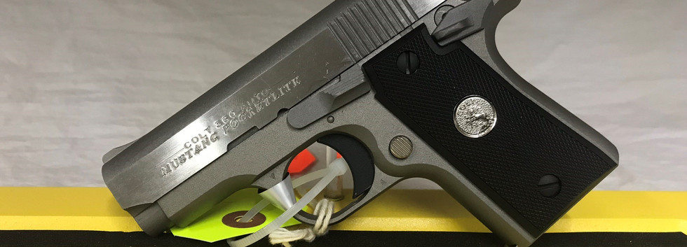 Colt Mustang Pocketlite 380