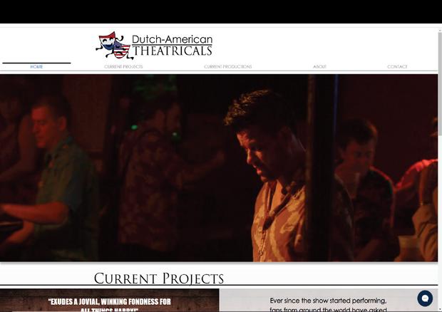 Dutch-American Theatricals
