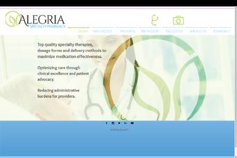 Alegria Specialty Pharmacy