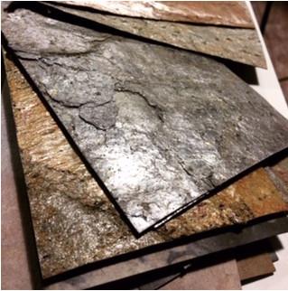 Каменен фурнир Slate-Lite