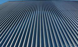powder coated metal-roof