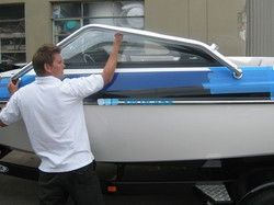 boat glazing