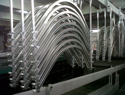 alum curved