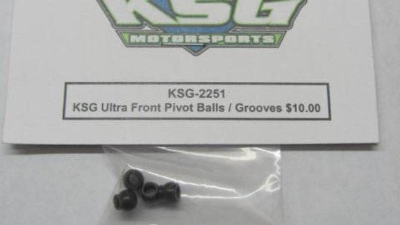 KSG Ultra Front Pivot Balls/Grooves