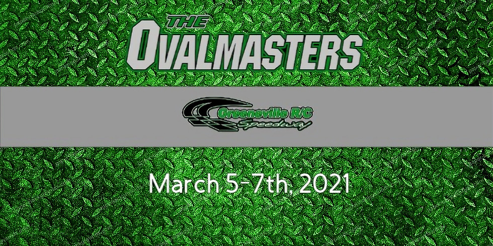 2020 Greeneville RC Oval Masters-Postponed.