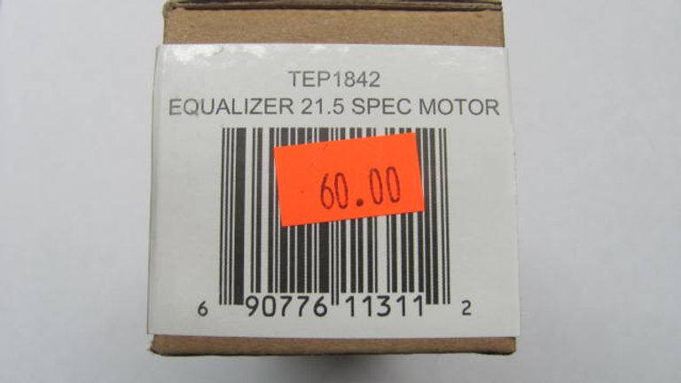 Equalizer 21.5 Spec Motor