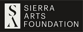 Sierra Arts Foundation - Logo_wide-2colo