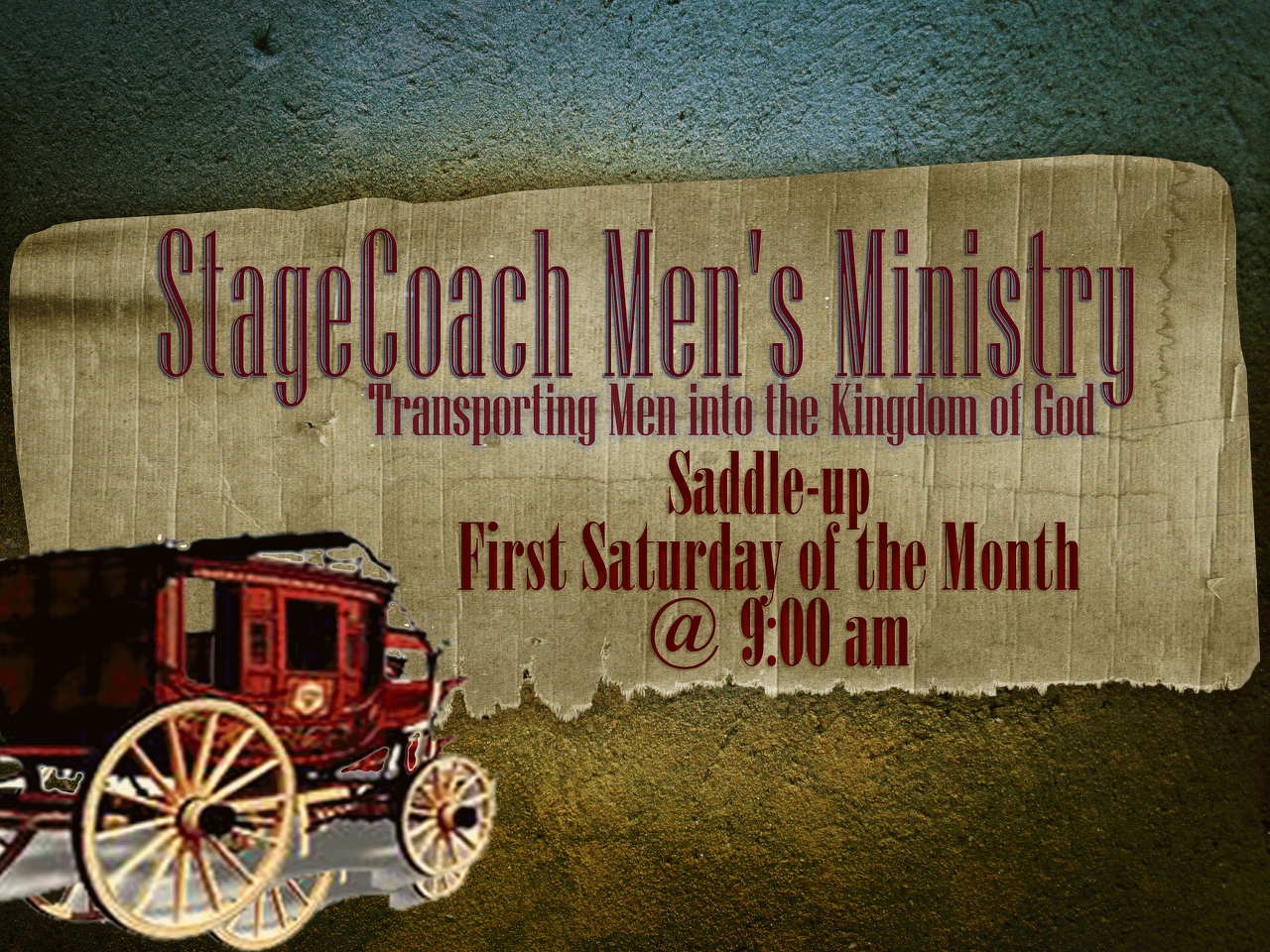 StageCoach Ministry