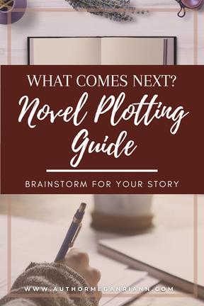 Brainstorming & Plotting Guide For Writing Your Novel