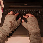 Gifts for Writers Storiarts gloves