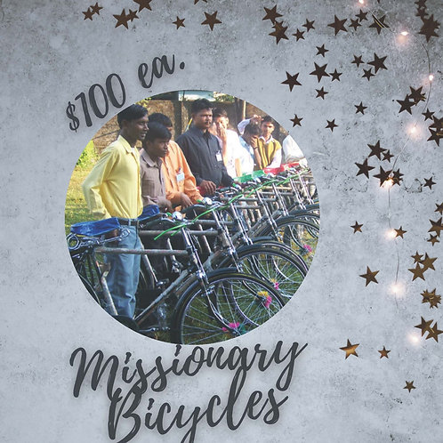 Missionary Bicycle