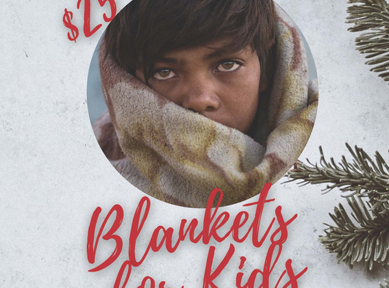 Blankets for Kids $25 ea