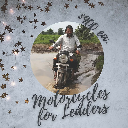 Motorcycle for Leaders