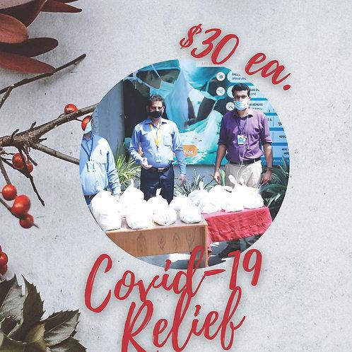 Covid- 19 Relief