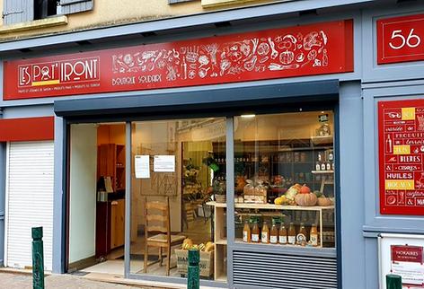 Boutique les Pot'Iront Equalis