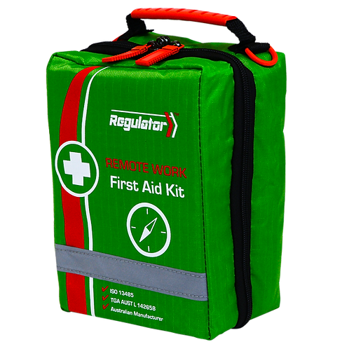 Regulator Remote - First Aid Kit