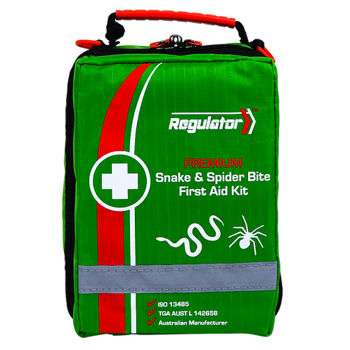 Premium Snake and Spider Bite - First Aid Kit