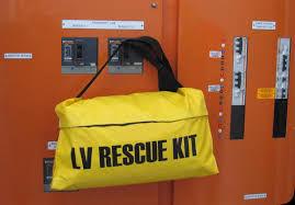 CPR & Live LV Panel Rescue
