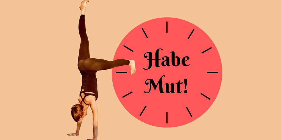 Handstand Workshop - Habe Mut!