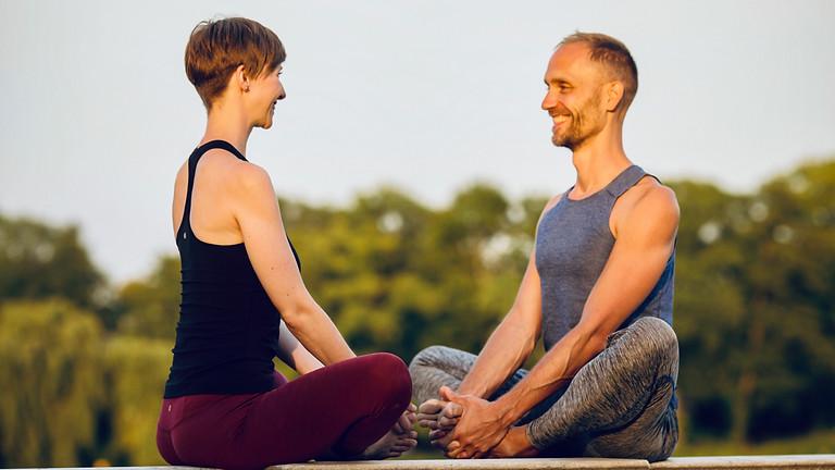 Yoga Wochenende - Recharge & Relax  |  mit Krankenkassen-Support