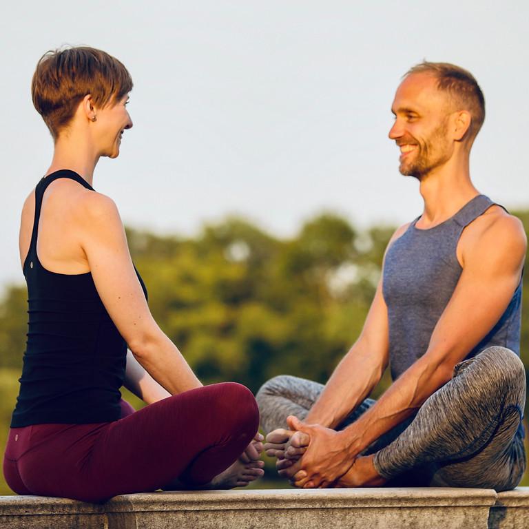 Yoga Wochenende - Recharge & Relax     mit Krankenkassen-Support