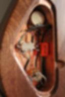 Luthier Magasin musique Mathieu Penet Mascaret Troyes reparation reparateur corde guitare basse instument violon artisan Aube france romilly nogent Provins paris Sezanne fait main bois sapelli ebene Noyer palissandre