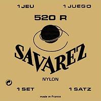 Savarez 520R Luthier Magasin musique cordes Savarez MArtin d'addario guitares basses instuments violon artisan Aube france Troyes Reims romilly nogent Provins paris Sezanne fait main bois