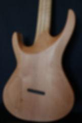 artisan luthier troyes magasin musique guitar mascaret mathieu penetparis france nogent provins sezanne bare knuckles pickups ABM bridge korina corina wood bois romilly sur seine violon basse alto reparation restauration