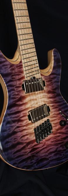 guitare Mascaret Mathieu Penet