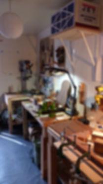 Atelier Luthier Aube Mathieu Penet Guitare Basse Violon France Champagne ardenne réparation Troyes Marne Provins Sézanne