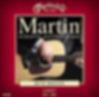Martin 80/20 light Luthier Magasin musique classique cordes Savarez MArtin d'addario guitares basses instuments violon artisan Aube france Troyes Reims romilly nogent Provins paris Sezanne fait main bois Folk