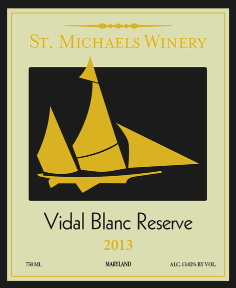 Vidal Blanc Reserve