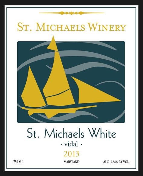St. Michaels White
