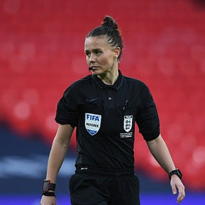 Rebecca Welch the first female referee appointed to EFL match