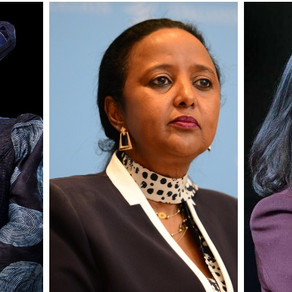 Three women make it to the final five of WTO leadership race
