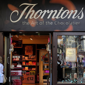 Chocolate maker Thorntons to close all shops, 600 jobs at risk