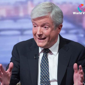 BBC director general Tony Hall to step down in the summer