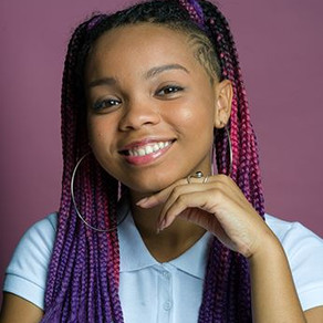 African American teen becomes first author of three books now part of the curriculum in US schools
