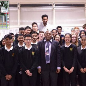 Teacher hailed 'The Maths Whisperer' leads entire class of 30 to A* grades at GCSE six months early