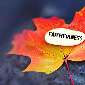 The value of faithfulness