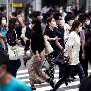 Japan suffers its biggest economic downturn in 40 years