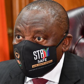 South Africa's President Cyril Ramaphosa self-quarantining after dinner guest tests positive