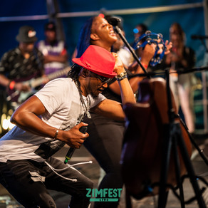 Zimfest Live 2021 gave festival-goers something to celebrate after a challenging year