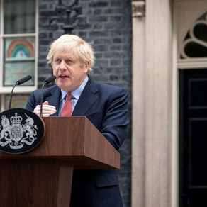 Boris Johnson urges people not to lose patience as he returns to work after battle with coronavirus