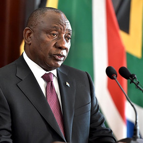 EFF's 'rabble-rousing' delayed Ramaphosa's state of the nation address by two hours